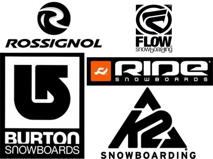 Snowboard Brands